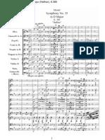 Mozart - Symphony No 35 in D Major %28Haffner%29%2C K385