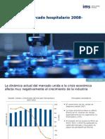 Análisis Del Mercado Hospitalario 2008-2012