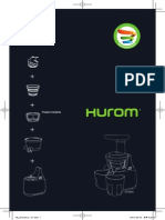 Manuale Hurom HU-500 ITA