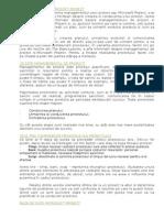 MSProject2010-Utilizare