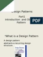 Part1 Observer Pattern