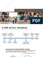 El Snip en El Perú - Ppt 1