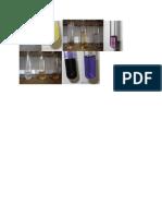 Protein Test Gambar
