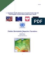 Polish National Wealth  for Polish Nation  Polskie Bogactwa Narodowe dla Polskich Dzieci Rodzin