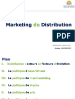 Marketing Distribution
