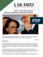 Escândalo na Sabesp_ vaza áudio em que diretores admitem estelionato eleitoral - Brasil de Fato