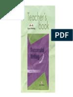 successful writing proficiency - teacher´s book