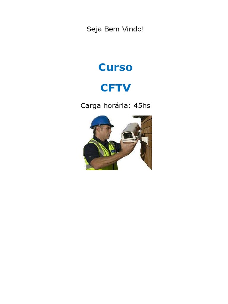 Curso CFTV