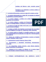 Resumentemas de Historia Musica Del IESANGELSAAVEDRA