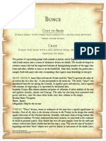 Meaning of Bunce Coat of Arms