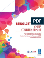 Being LGBT in Asia China Country Report - English