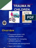 17 - Trauma in Children.ppt