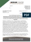 Linza Post Trial Bond Hearing - Outcome (United Law Press Release)