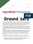 Ground Zero - Divestiture Debate