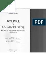 Filippi Bolívar y la Santa Sede
