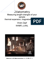 Dilatometry ppt