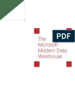 The Microsoft Modern Data Warehouse White Paper