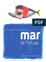 Catalogo Especies Do MAR de Portugal 23x21