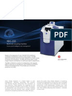 RBG-200 Brochure - August 2013 - English