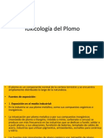 1 Toxicologia Plomo