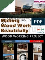 PROPAN - Making Wood Working Beautifully