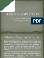 Suelos PARA Carreteras-Aashto II