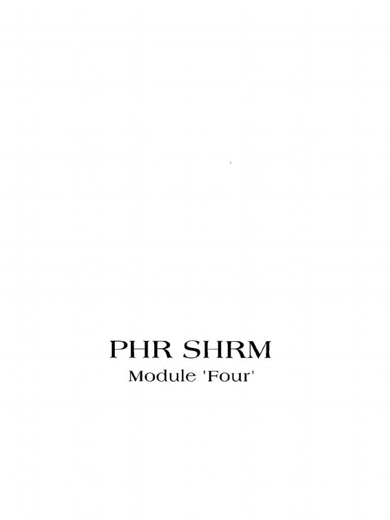 Phr shrm module fourpdfpdf overtime fair labor standards act 1betcityfo Choice Image