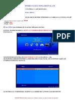 Manual Como Usar el HD270CN