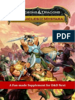 d&d Next - Chronicles of Mystara v.0.3