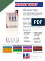 Dip Drug Tests - Rapid Detect INC