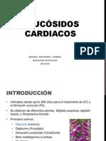 Clase 3 Glucósidos Cardiacos