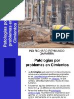 Patologías Por Problemas en Cimientos