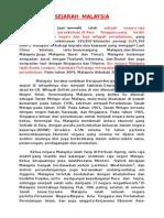 SEJARAH  MALAYSIA.doc