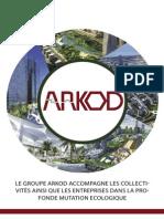 Dossier Presse Arkod 2014