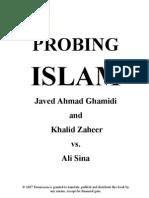 Ghamdi vs. Sina Debate (muslim vs ex-muslim debate)