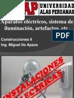 INsTALACIONES ELECTrICAS powt