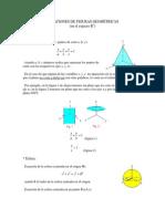 Ecuaciones de Figuras Geométricas