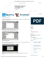 Turorial - Aumentando Área de Impressão _ Plotagem (Linha Tracejada Na Layout)..
