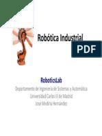 Robotica Industrial 1