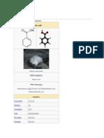 Benzoic Acid Info