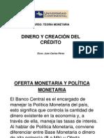 Dinero y Creación Del Crédito (1) - Copia