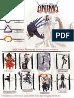 Fillable Anima Character Sheet