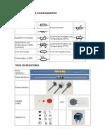 Simbologia componentes eletronicos