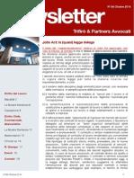 Newsletter T&P N°84