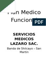Plan Medico Policlinico Banda de Shicayo