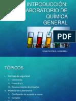 Introducción a Laboratorio de Química General