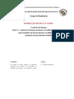 INSTRUÇÃO TÉCNICA Nº. 15-2011 Controle de Fumaça Parte 5 – Controle de Fumaça Mecânico ...