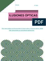 35 Ilusiones opticas