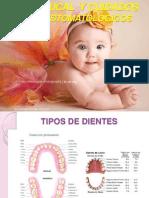 Caries Dental, higiene bucal y cuidados estomatológicos