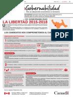 Acuerdo Regional de Gobernabilidad La Libertad 2015-2018